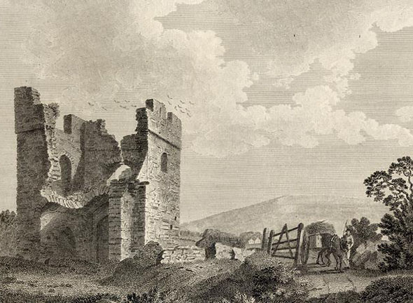 1290c &#8211; Baggotrath Castle, Dublin