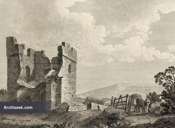1290c – Baggotrath Castle, Dublin