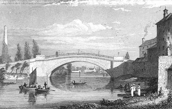 1793 – Island Bridge, Dublin