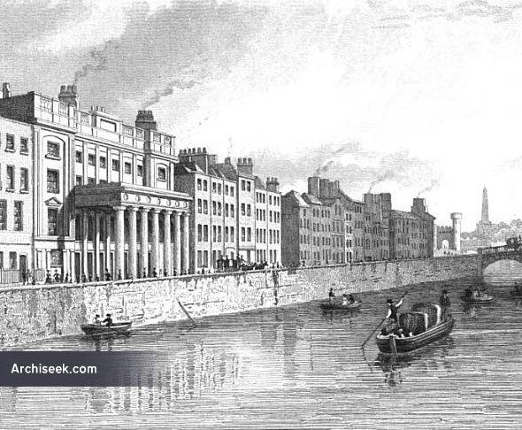 1826 –  Home's Hotel, Usher's Quay, Dublin