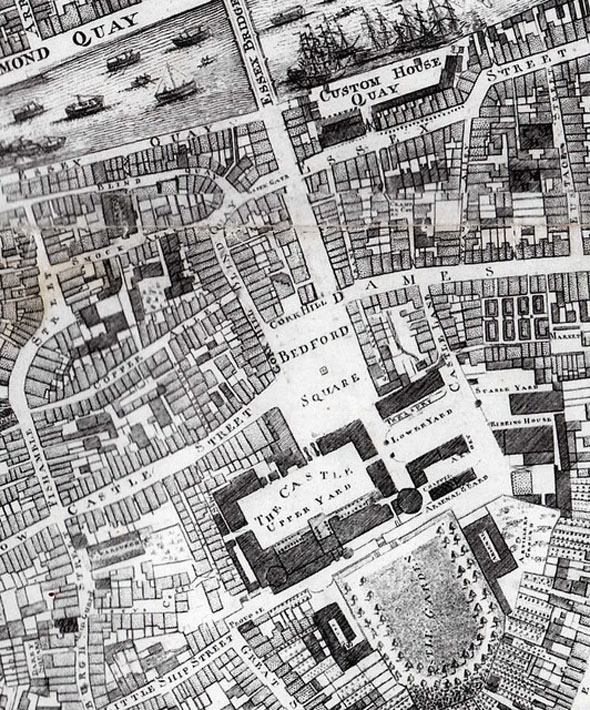 1757 – Bedford Square, Dublin