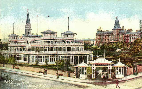 1903 &#8211; The Pavilion, Dun Laoghaire, Co. Dublin