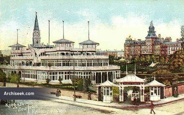 1903 – The Pavilion, Dun Laoghaire, Co. Dublin