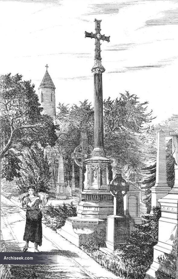 1882 – T.H. Burke Memorial, Glasnevin Cemetery, Dublin