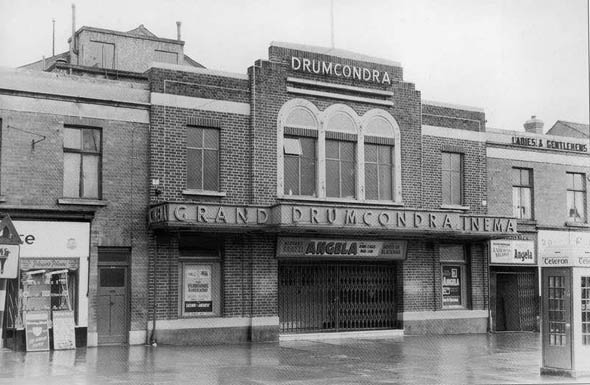 1934 – Grand Cinema, Drumcondra, Dublin