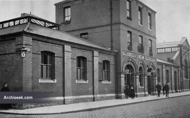 1885 – Tara St. Public Baths, Dublin