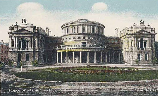 1884 &#8211; National Museum &#038; Library, Dublin