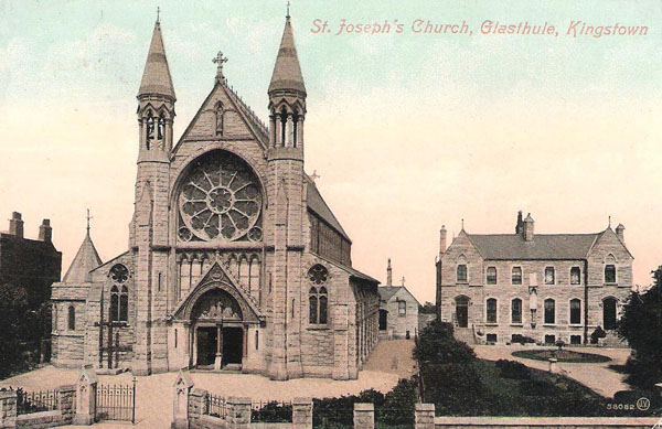 1869 &#8211; St. Joseph&#8217;s Church, Glasthule, Co. Dublin
