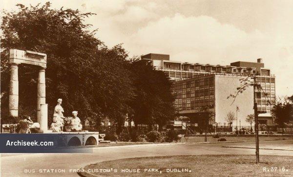 1953 – Busáras, Store St., Dublin