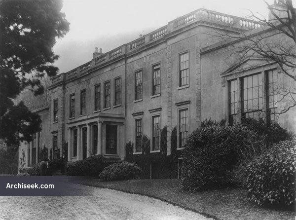 18th C. – Newlands House, Newlands Cross, Clondalkin, Co. Dublin