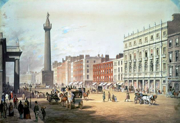 1853 – Clery & Co., O'Connell St., Dublin