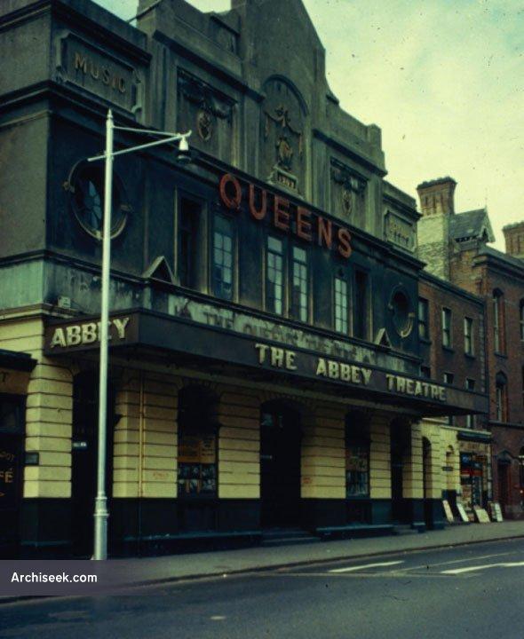 1909 – Queen's Theatre, Pearse St., Dublin