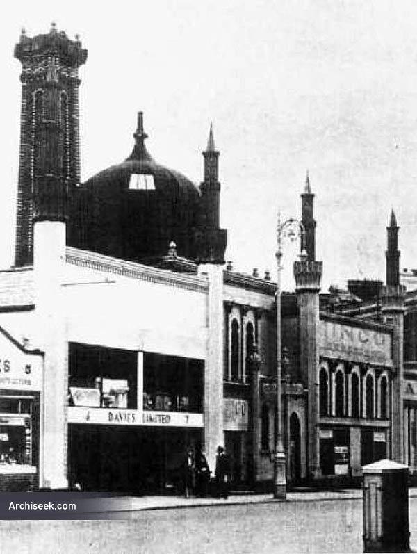 1860 – Turkish Baths, Lincoln Place, Dublin