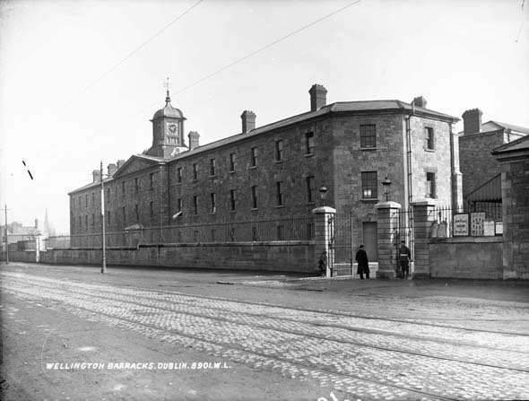 1818 &#8211; Former Griffith Barracks, South Circular Road, Dublin