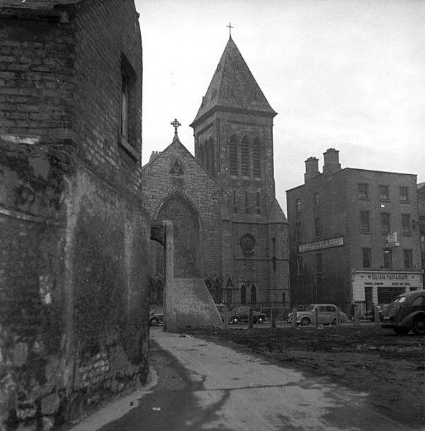 1867 – St. Peter's Church of Ireland, Aungier St., Dublin