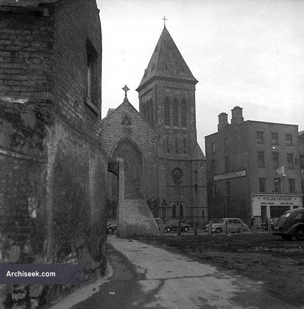 1867 – St. Peter's Church of Ireland, Aungier Street, Dublin