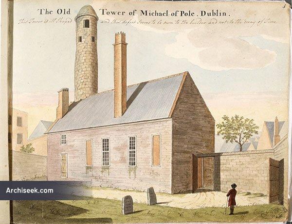 12th C. – St Michael le Pole, Dublin