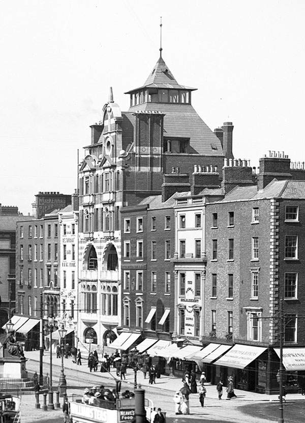 1901 &#8211; Dublin Bread Company, O&#8217;Connell St., Dublin