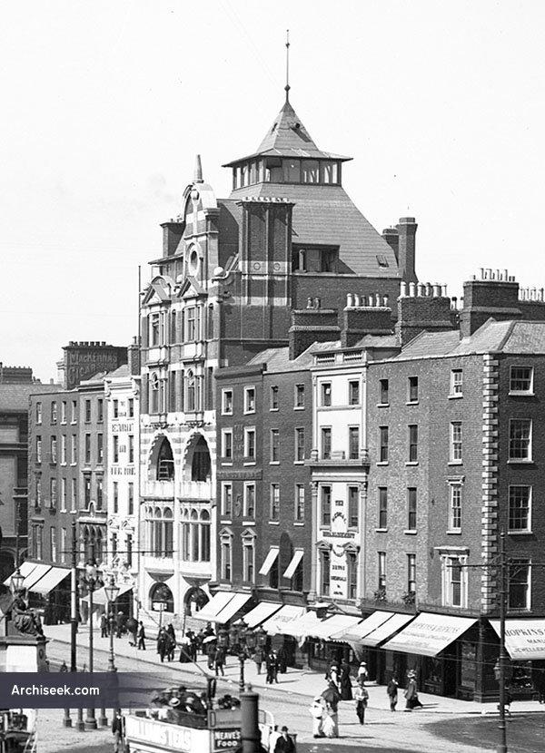 1901 – Dublin Bread Company, O'Connell St., Dublin