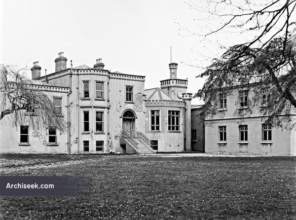 1860s – Sandymount Castle, Sandymount, Co. Dublin