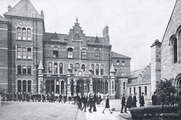 1879 – Wesley College, St. Stephen's Green, Dublin