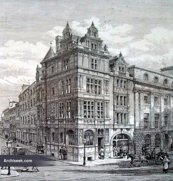 1880 in architecture