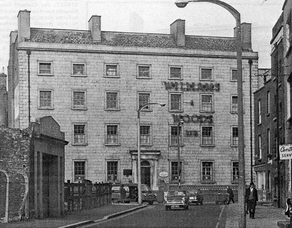 1786 &#8211; Simpson&#8217;s Hospital, Parnell St., Dublin