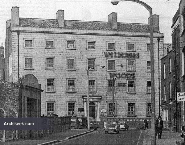 1786 – Simpson's Hospital, Parnell St., Dublin