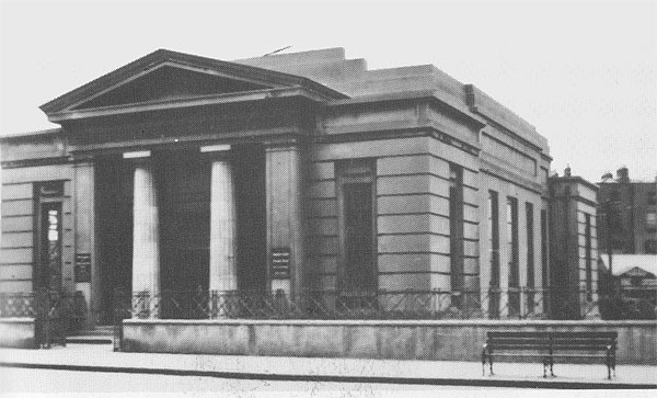 1928 – First Church of Christ, Scientist, Baggot St., Dublin