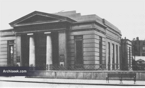 1928 – First Church of Christ, Scientist, Baggot St., Dublin