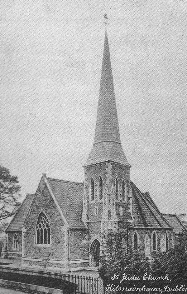 1864 &#8211; St. Jude&#8217;s Church, Inchicore, Dublin