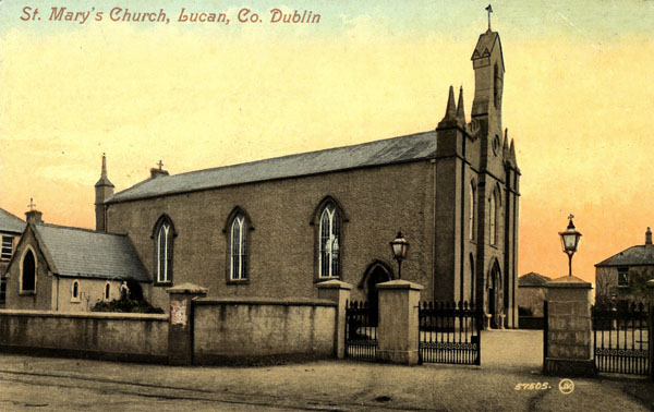 1840 – St. Mary's Church, Lucan, Co. Dublin