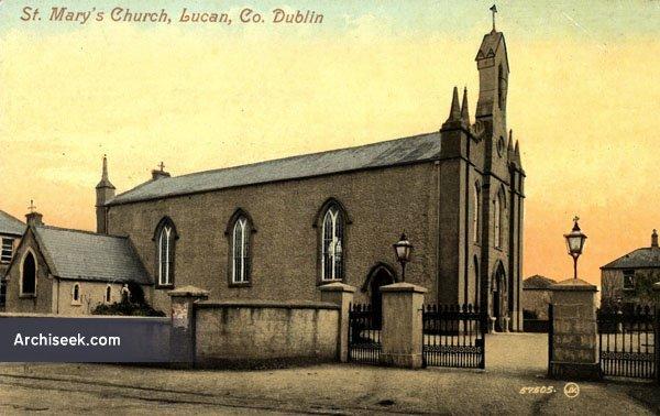 1840 – St. Mary's Church, Lucan, Co. Dublin