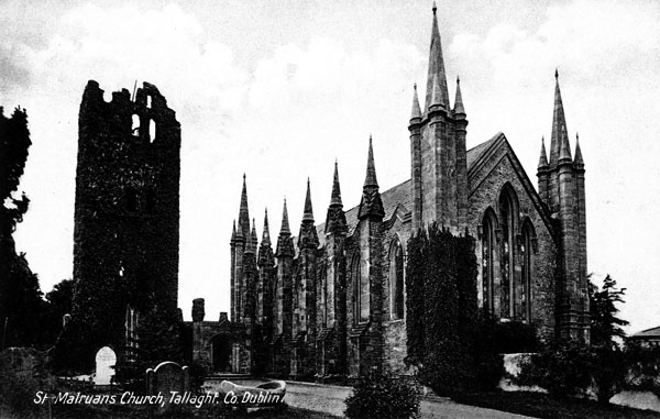 1829 &#8211; St. Maelruain&#8217;s Church of Ireland, Tallaght, Co. Dublin
