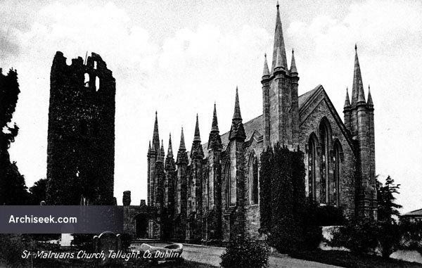 1829 – St. Maelruain's Church of Ireland, Tallaght, Co. Dublin