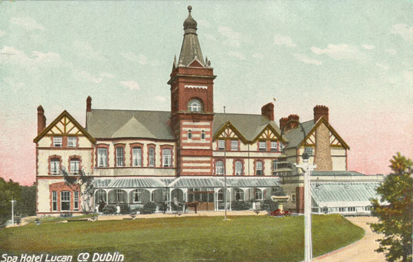 1891 – Spa Hotel, Lucan, Co. Dublin