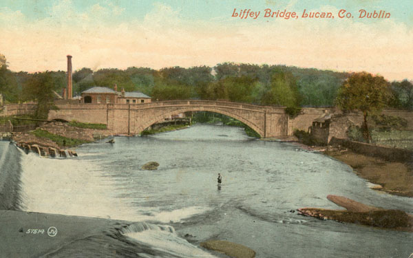 1814 – Liffey Bridge, Lucan, Co. Dublin