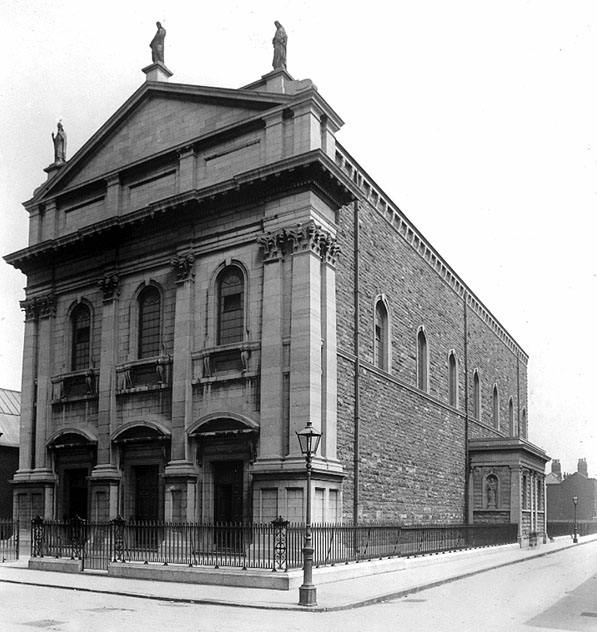 1908 &#8211; St. Agatha&#8217;s, North William St., Dublin