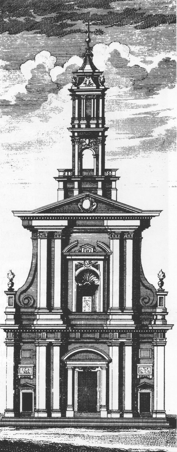 1720 &#8211; St. Ann&#8217;s Church, Dawson St., Dublin