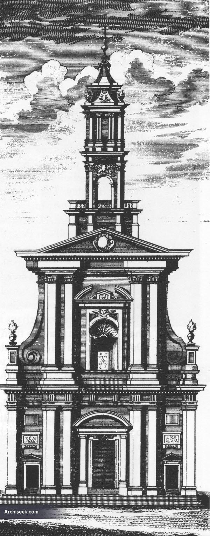 1720 – St. Ann's Church, Dawson St., Dublin