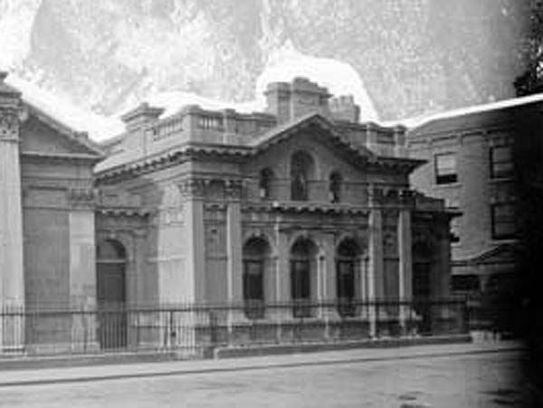 1886 – St. Thomas's Parochial Hall, Marlborough St., Dublin