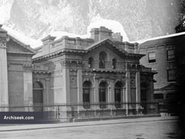 1886 – St. Thomas's Parochial Hall, Marlborough St., Dublin