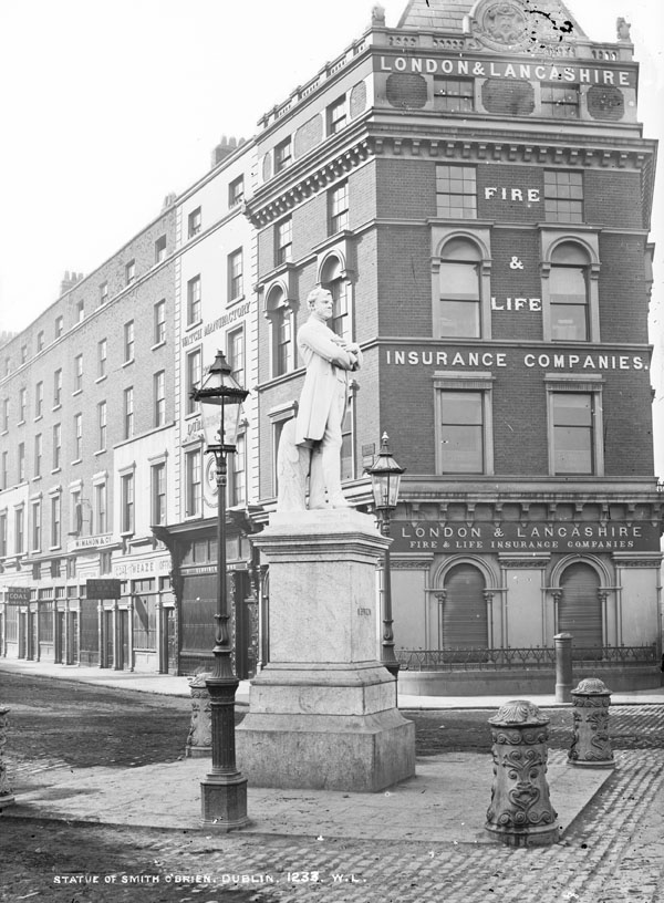 1864 – London and Lancashire Fire and Life Insurance, Dublin