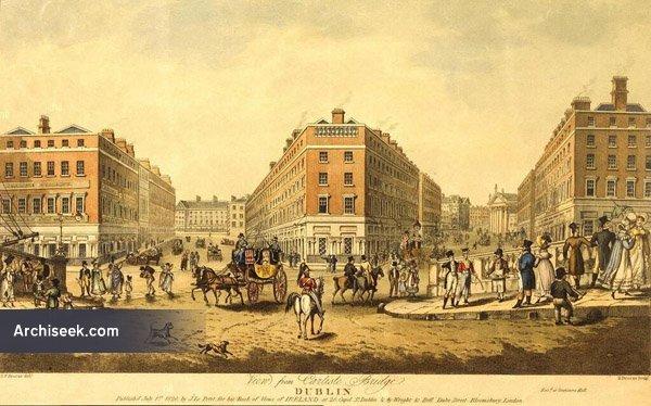 1800 – D'Olier & Westmoreland, Dublin