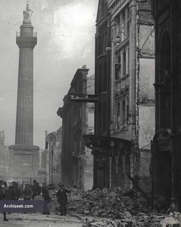 1915 – Coliseum Theatre, Henry St., Dublin