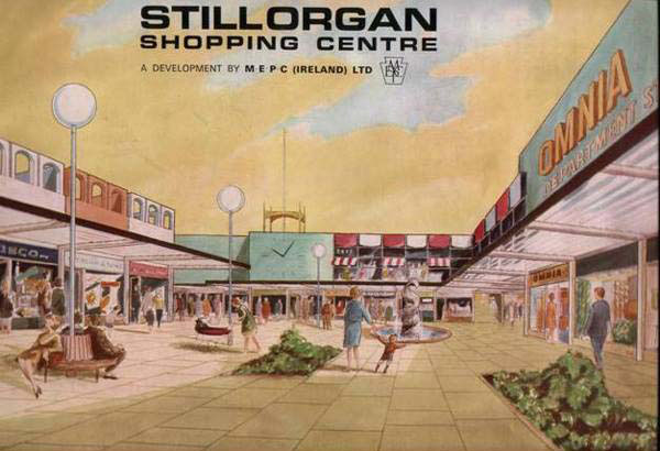 1966 – Stillorgan Shopping Centre, Stillorgan, Co. Dublin