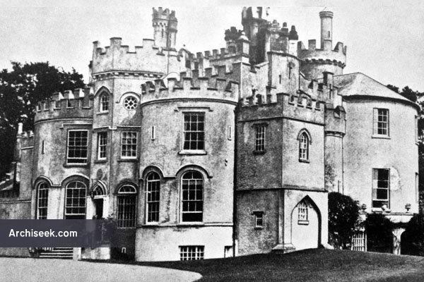 1805 – Shanganagh Castle, Co. Dublin