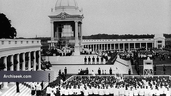 1932 – Eucharistic Conference, Phoenix Park, Dublin