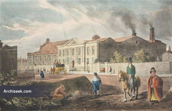 1824 The Academy Pearse Street Dublin Archiseek