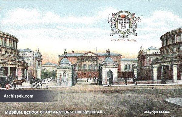 1745 – Leinster House, Kildare Street, Dublin